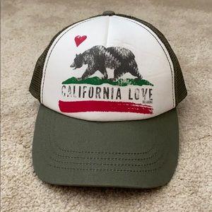 California Love Billabong Hat